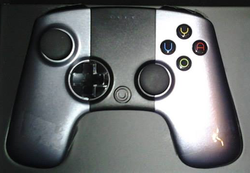 The Ouya Controller
