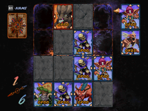 Tetra Master Gameplay